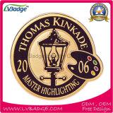 Pino de lapela personalizados de alta qualidade Badge
