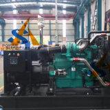 中国の工場発電機のディーゼル無声