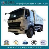 HOWO A7 6X4 20m3 쓰레기꾼 트럭