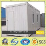 O design de casa de contentores móveis
