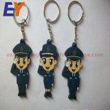 Hot Selling Custom Cartoon Figure PVC key chain