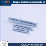 La precisión de cabeza redonda personalizada Special-Shaped Metal parte de mecanizado CNC