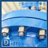 Valvola a saracinesca della prova API6d Pn100 Wcb di Didtek 100%