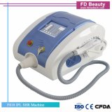 Портативная машина IPL удаления волос подмолаживания кожи Elight удаления пигментацией