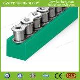Type-U à chaînes de guide de profil de fibres de verre en plastique du nylon 66