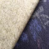 Tweed de lana mohair de tejer la tela, Mezcla de Lana tejido de lana