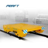 Cilíndrica de la Plataforma de pesado de materiales automatizado de transferencia de palet carro