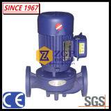 Vertikaler Edelstahl-zentrifugale chemische Inline-Wasser-Pumpe