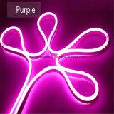 セリウム220VのクリスマスLEDのネオン薄紫のライト8*16mm