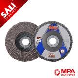 Amoladora angular tapa Accesorios disco recubierto de aluminio calcinado