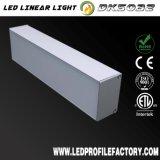 Perfil de aluminio suspendido 5032 de la protuberancia LED de la luz del canal