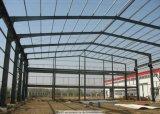Taller de la estructura de acero