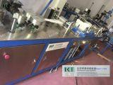 Toca no tejida automática que hace la máquina Kxt