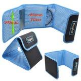 カメラ袋の紫外線完全なFld NDの色フィルターの札入れレンズのアダプターのリングの記憶袋箱の袋のホールダー3キャノン70dのための4つの6つのポケット