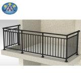 Cerca simple del balcón de la seguridad de la decoración de la casa de la talla del OEM del fabricante
