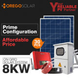 8kw 10kw autoguident le système de panneau solaire, groupe électrogène solaire portatif