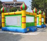 2017 qualidade barata Bouncers de salto infláveis pequenos personalizados para miúdos