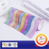 Glitter cinta adhesiva para la escuela y oficina