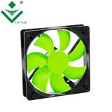 120x120x25mm Ventilador de PC Material de Protección del Medio Ambiente de CC Motor radiador eléctrico