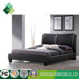 ホテルの寝室によって使用される白黒革の最もよい品質安い現代様式の現代的な家具セット