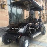 Batteriebetriebenes 4 Seater Golf-Auto