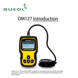 Autophix Om127 OBD2の日本の手段のための自動車スキャンナーのJobdの消去の欠陥コード読取装置の診断走査のツールの車探知器