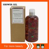 O OEM/ODM pétalas Natural Perfume gel de duche 500ml