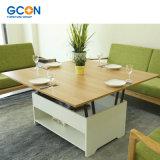 Foldable 거실을%s 탁상용 커피용 탁자를 위로 드십시오