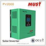 Gebruik van de Omschakelaar van het Huis van de Reeks van de Energie PV2000