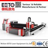3000*1500mm Blatt-u. 3000mm Längen-Rohr-Faser-Laser-Ausschnitt-Maschine