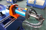 Dw50cncx2a-1sの心棒が付いている青いステンレス鋼の管の曲がる機械装置