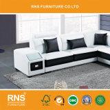 D2204 nouvelle conception moderne de l'apparence et la salle de séjour un canapé fixe