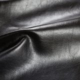 Assomigliare di alta qualità al tessuto di cuoio del sofà del velluto (YN002)