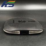 Más rápido de la compatibilidad inalámbrica Universal cargador para Samsung S7 S8 para el iPhone 8 con sistema de Qi