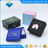 Kundenspezifische Papppapier-Kappe weg von den kosmetischen Behälter-Kästen