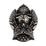 Halsband van de Tegenhanger van de Schedel van de Uil van het Roestvrij staal van Whosale van Hotsale de Gietende