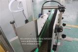 Frasco redondo da etiqueta autoadesiva da alta qualidade mais próximo e máquina de etiquetas com plataforma giratória
