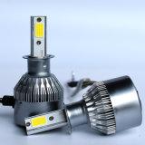 C6 H3の穂軸LED車のヘッドライト