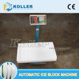 Macchina automatica del blocco di ghiaccio di grande capienza utilizzata nella zona tropicale
