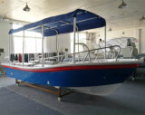 Barco do grupo do barco do Panga do passageiro de Liya 19feet China para a venda