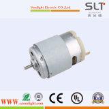 Gute Qualitäts9v Gleichstrom-Minipinsel-Motor für elektrisches Hilfsmittel