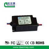 Resistente al agua de bajo precio el controlador LED 20W 15V 1.5A IP65