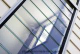 オーストラリアのセリウムTUV SGCCの証明書が付いている緩和された曇らされたルーバーガラス