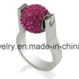 Acessório de anéis de peças de aço inoxidável