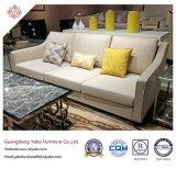 Absatzfähige Hotel-Möbel mit Sofa des Gewebe-drei (YB-O-36)
