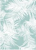 Cotone 100% del tessuto del jacquard stampato fiore di modo