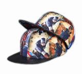 Chapeau promotionnel de Snapback de casquette de baseball de broderie de chapeaux