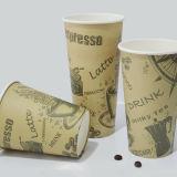 Importation en provenance des cuvettes de café européennes de type de cuvettes de papier de Chine
