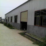 Bastidor Pre-Portal Taller de cemento de la estructura de acero