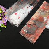 Transparente OPP Verpacken- der LebensmittelPlastiktasche mit gedruckt